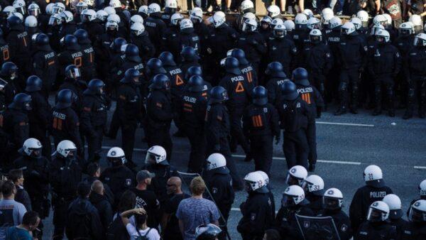 Themenabend: Ein Jahr nach G20 @ Linkes Zentrum | Münster | Nordrhein-Westfalen | Deutschland